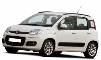 Special Offer for Car Rental Fiat Panda