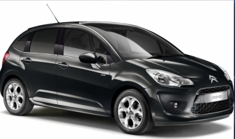 Special Offer for Car Rental Citroen C3