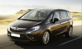 Special Offer for Car Rental Opel Zafira