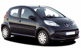 Special Offer for Car Rental Peugeot 107