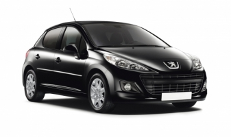 Special Offer for Car Rental Peugeot 207