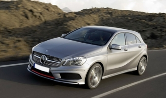Special Offer for Car Rental Mercedes A Class